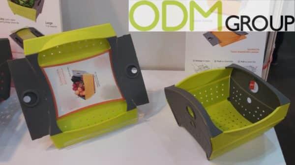 Unique Kitchen Gadget - Collapsible Mini Colander