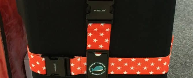Luggage Straps with Scale for Travel Promotion