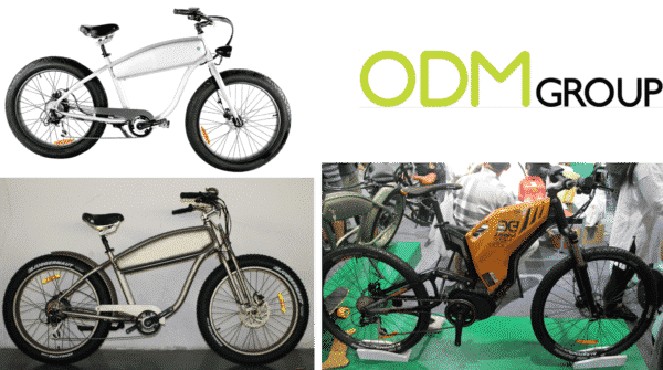 Promotional Ideas - Branded Electric Bikes