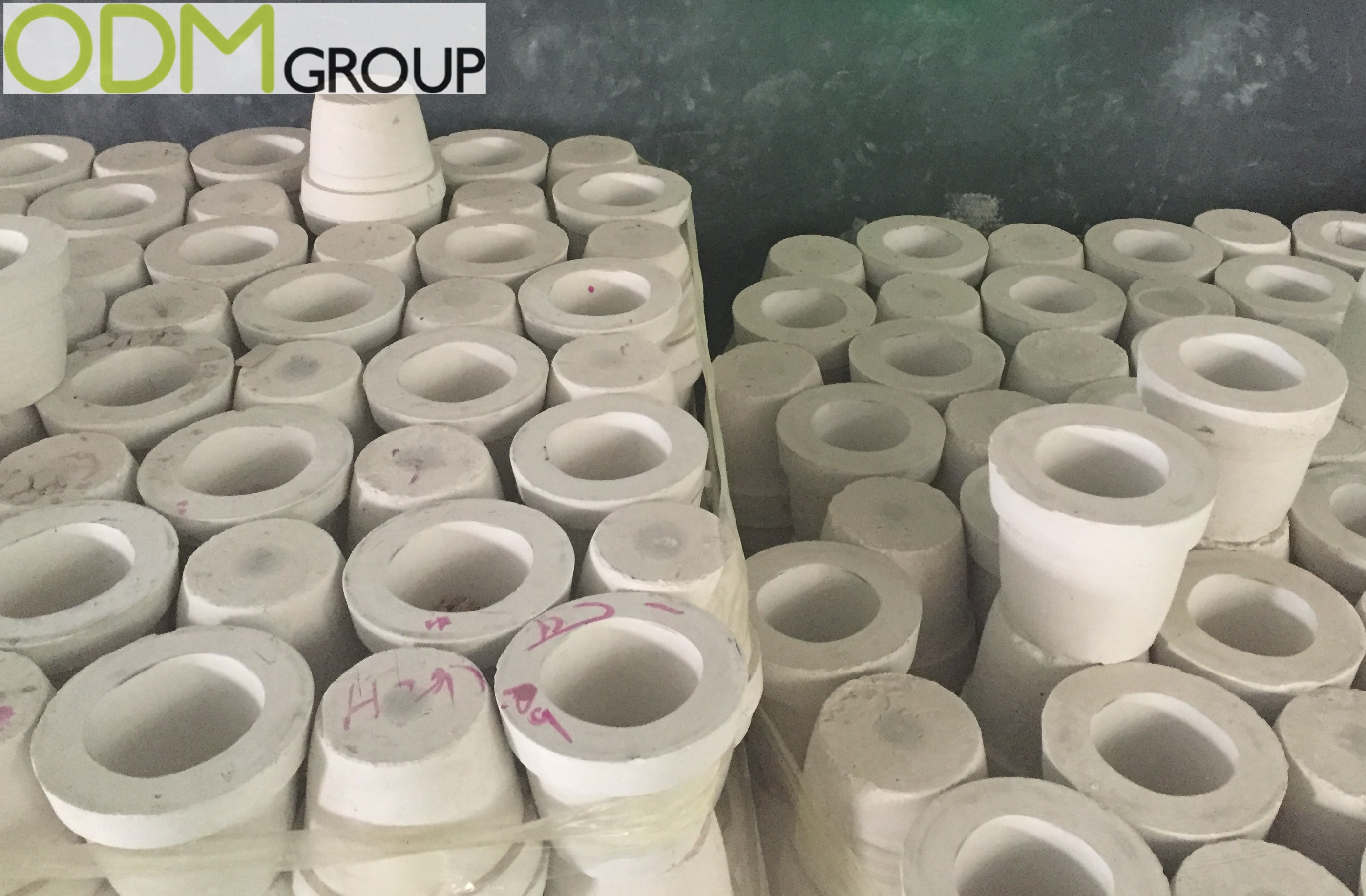 Ceramic Factory Visit - Manufacturing in China
