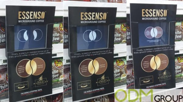 Branded Video POS Display: In Store Marketing from Esseno