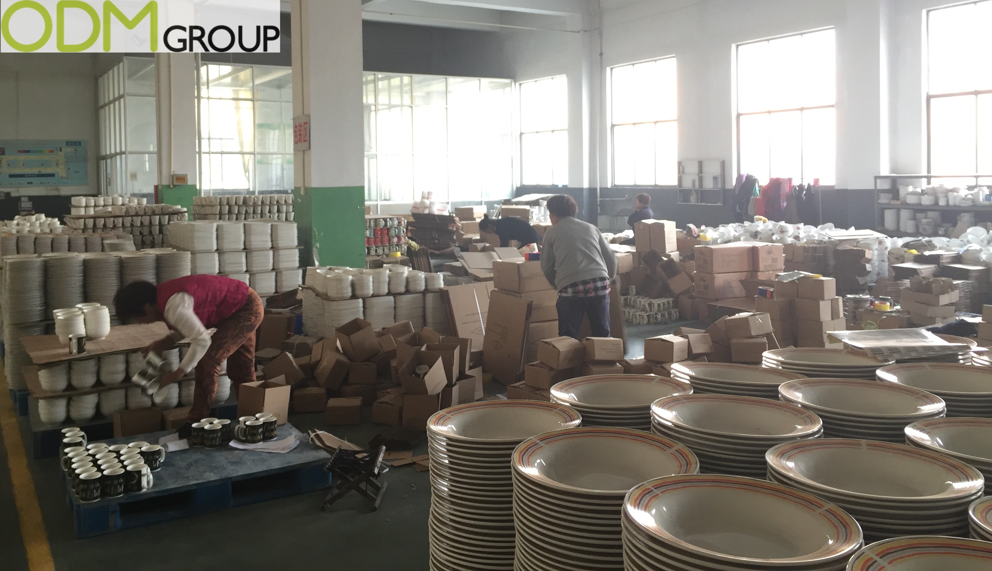 Ceramic Factory Visit – Manufacturing in China