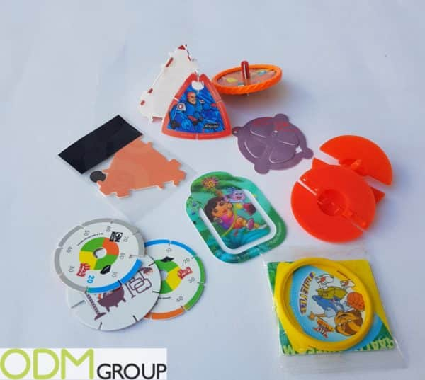 Marketing Budget 2017 - Cost Effective In-Pack Promo Items