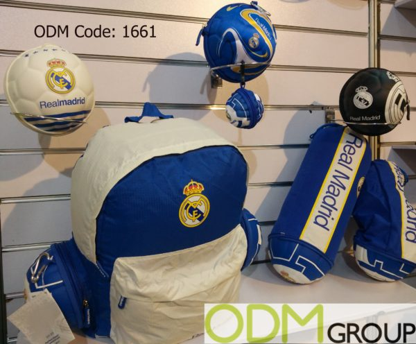 New Custom Bags in Ball Shapes perfect for Sport Industry
