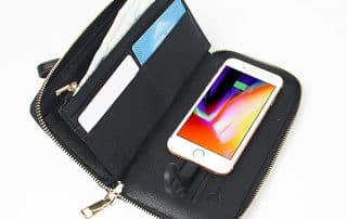 custom logo wallet