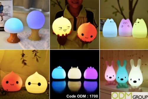 2 in 1 Original Promotions – Custom USB Night-Lights