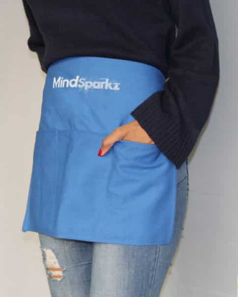 Boost your Equipment Promo Visibility with this Branded Apron