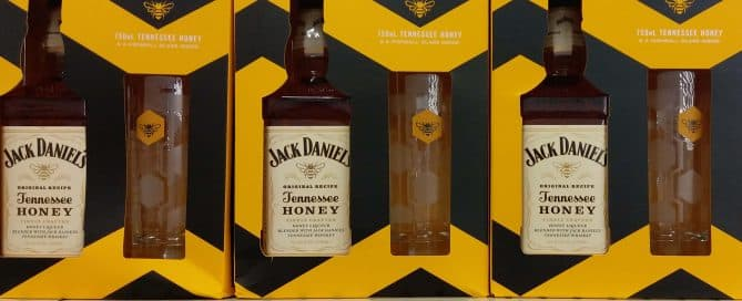 Branded Highball Glass - Jack Daniel