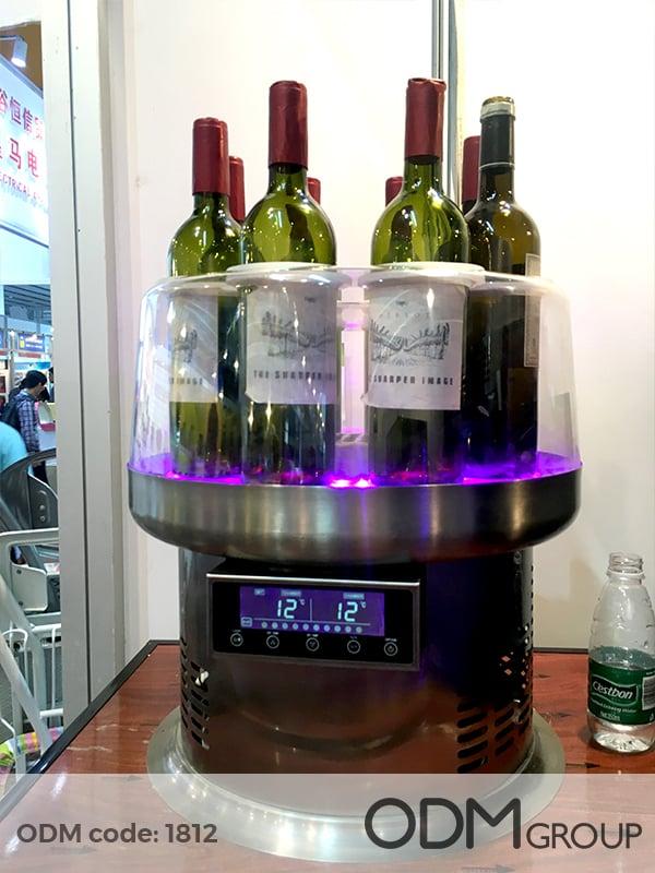 Exclusive offer - Wine Fridges POS Display Idea Exclusive offer - Wine Fridges POS Display Idea