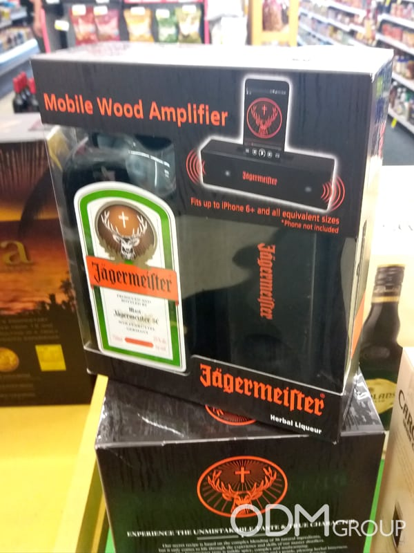 Custom Amplifier by Jagermeister in the USA