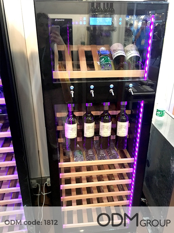 Exclusive offer - Wine Fridges POS Display Idea