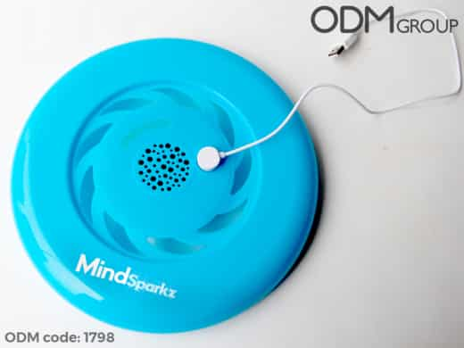 Promo Product of the Season - Frisbee with Bluetooth Speaker