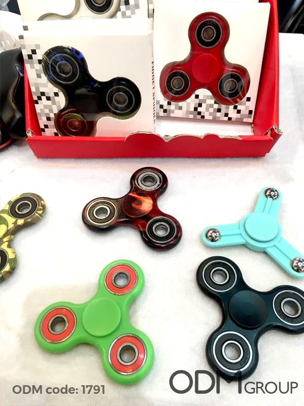 Top Trade Show Product 2017 - Fidget Spinners