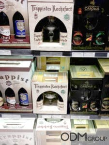 Beer GWP and Packaging Ideas by Trappistes Rochefort and Leffe