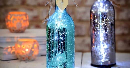 Custom LED Bottles to Light Up Your Christmas Promotion