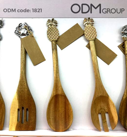 Custom Wooden Kitchen Tools - Promo Product Idea