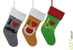 Christmas Promotional Items – Custom Felt Decorations