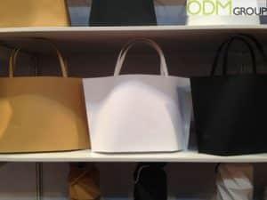 Creative Promo Packaging Idea – Paper Shaped Handbags