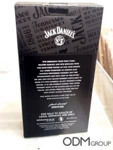 Creative Whiskey Gifts - Barrel Pen Pot by Jack Daniel's