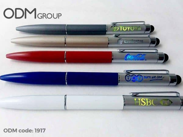 Light Up Your Brand with Customisable LED Light Pens