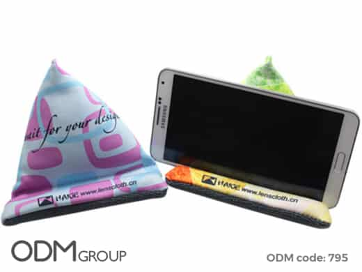 Promo Smartphone Holder to Keep the Sales from Sliding
