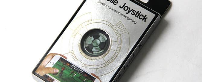 Promotional Mobile Joystick - Using Gadgets for Marketing