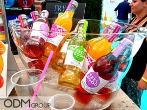 Drinks Promo Various Designs for Branded Champagne Buckets