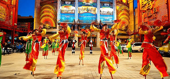 Golden Week Holidays in China - 1st to 8th October 2017
