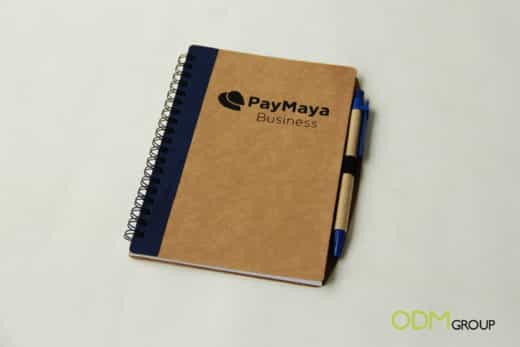 paymaya promo notebook set