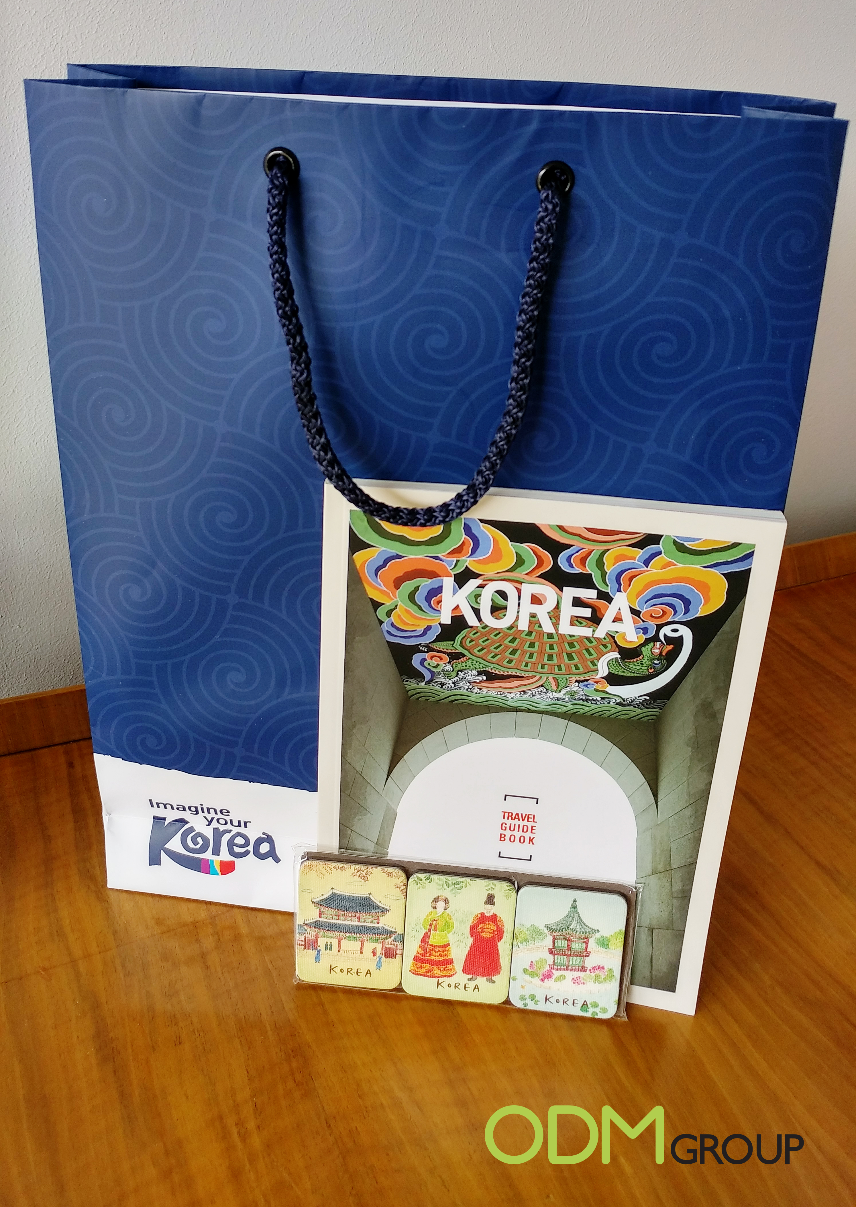 Visit Korea Offers Eye Catching Trade Show Giveaways in London