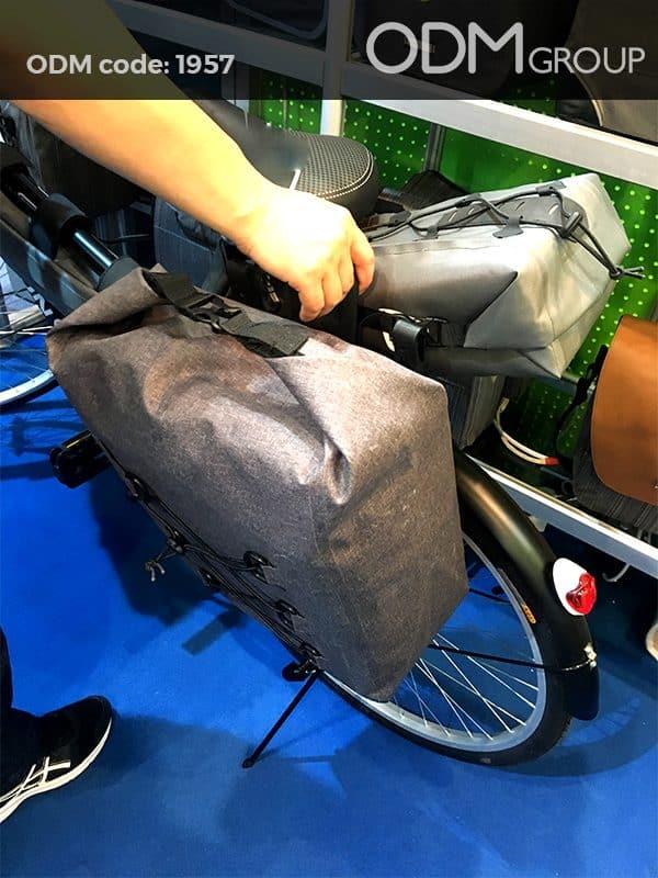 promotional bike bag
