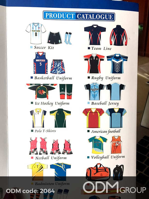 Customised Sport Kit Design