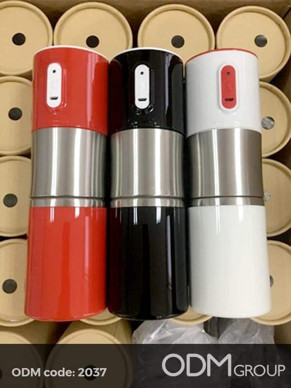 Excellent Household Promotional Gift Electric Portable Coffee Grinder