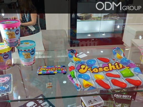 Gaming Merchandise by Candy Crush Vibrant and Engaging