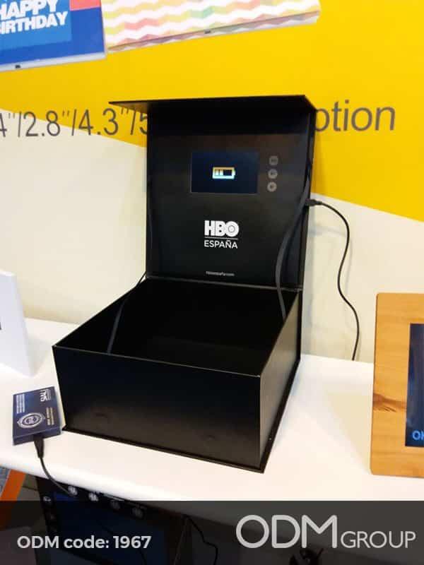 high-end gift box