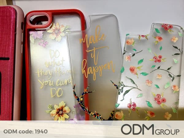 Phone Cases with Changeable Panels- Amazing Idea for Collectible Promos