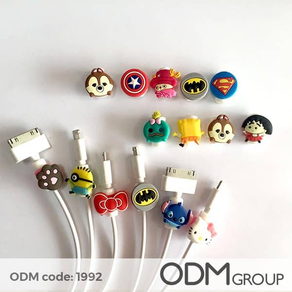 Promotional Cable Organizers to Stimulate Brand Performance