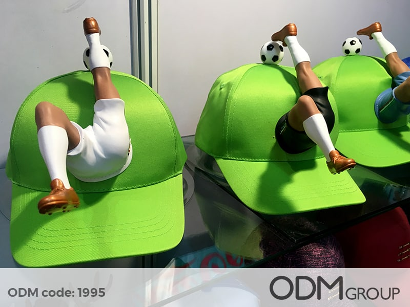Promotional Soccer Caps