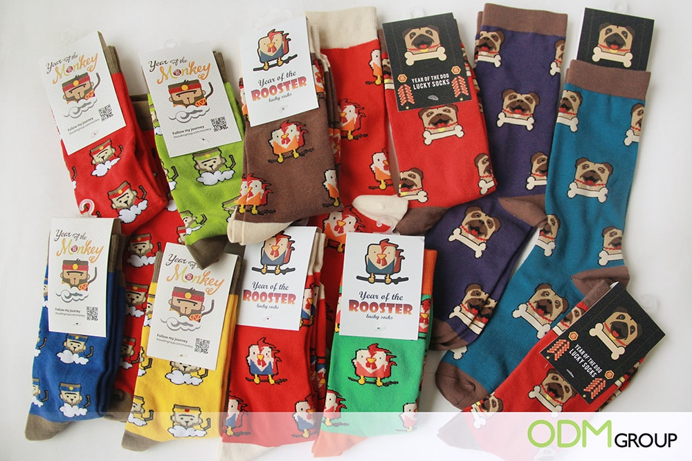 Year of the Dog Promotions - Our Chinese New Year Socks are Ready!