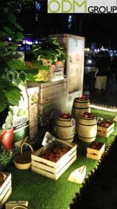 Cider marketing – Creative POS Display by Somersby