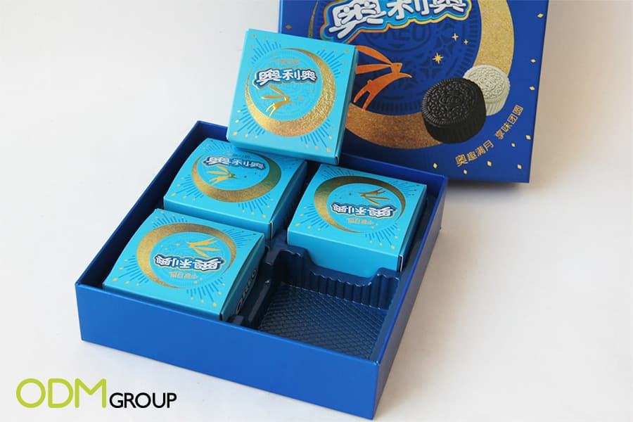 Custom Gift Box Factory - Oreo Mooncake Packaging
