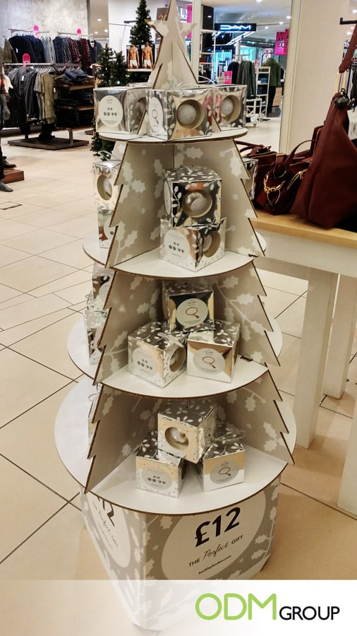 Effective Use of Marketing Budget- Christmas Promo by Buckley London