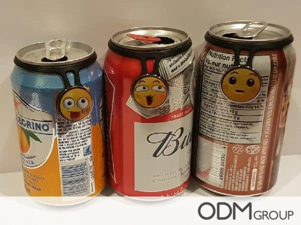 Promotional Drinks Product Brands- Bottle and Can Necker