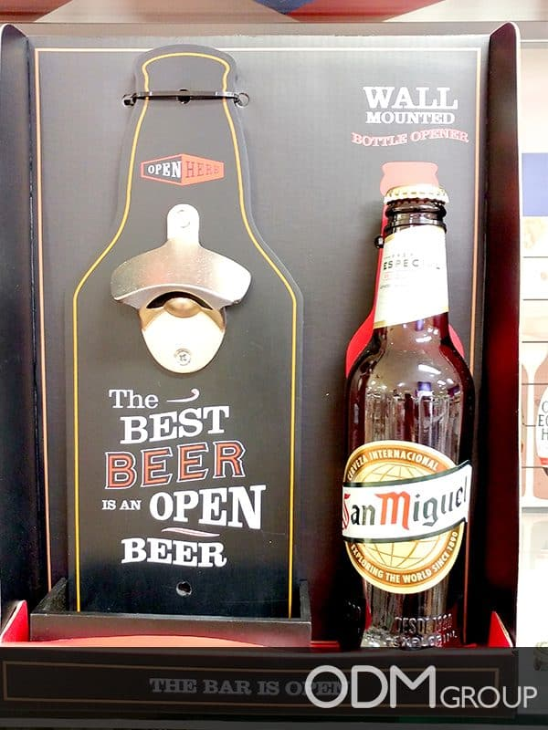Why We Love These Drinks Promo Gift Ideas by These 2 Major Beer Brands