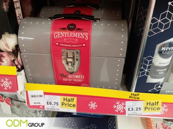 Custom Retail Packaging by Gentlemen's Grooming Society