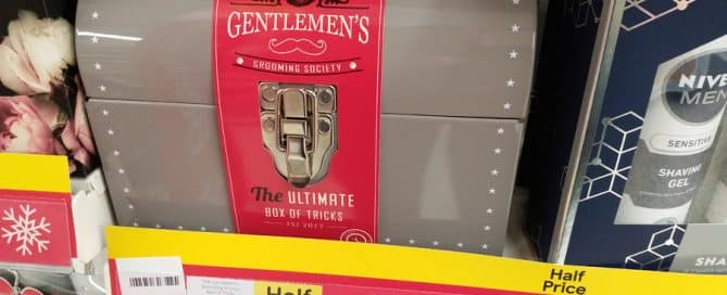 Gentlemen's Grooming Society Branded Retail Packaging You Need It Too
