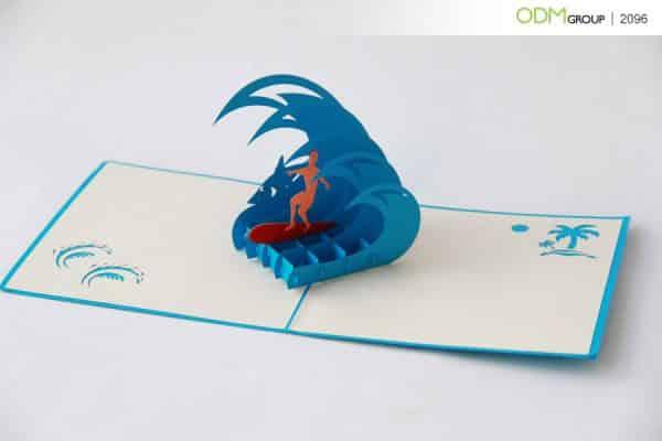 How to Prepare a Creative Custom Pop Up Card for Marketing