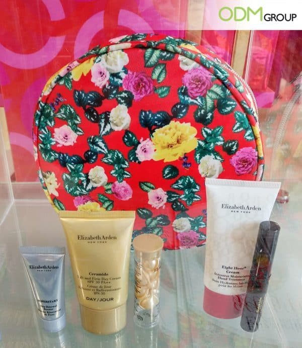 Preen and Elizabeth Arden Collaborates for a Custom Cosmetic Pouch