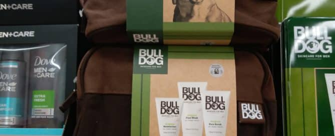 Customer Giveaways by Bulldog Skincare Set with Branded Bag