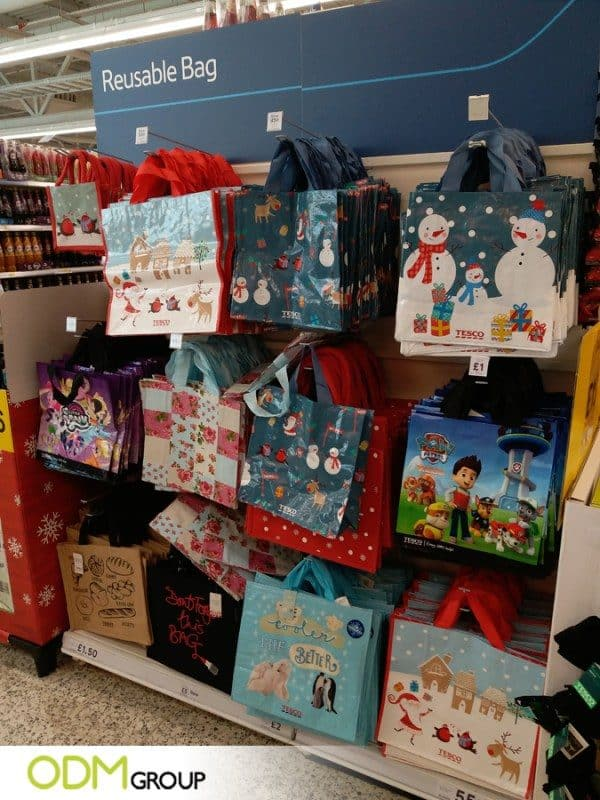 The Many Benefits of Promotional Reusable Bags